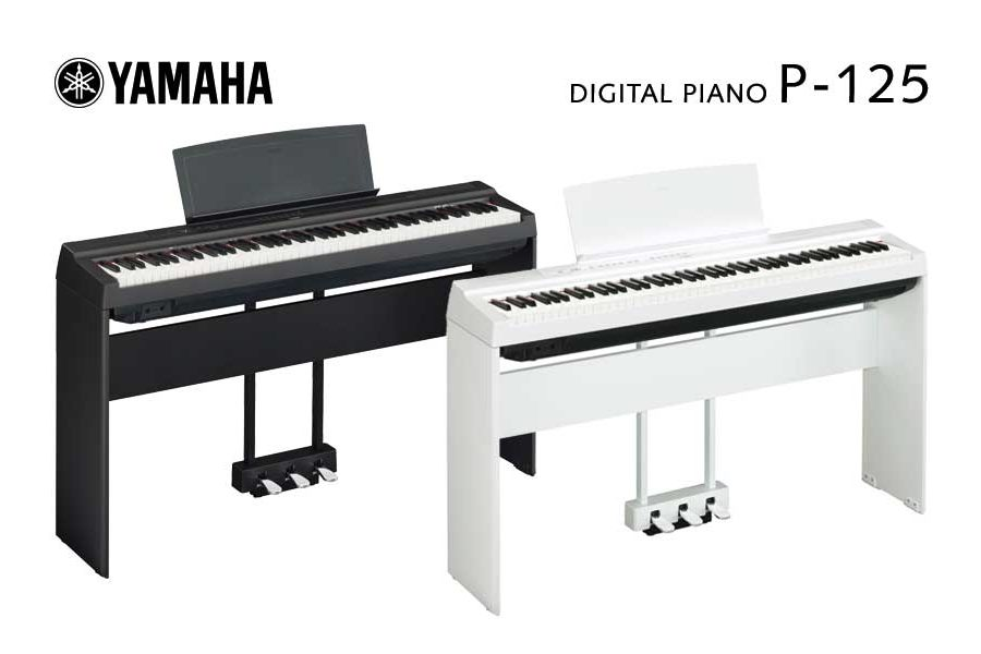 Yamaha Digital Piano P125
