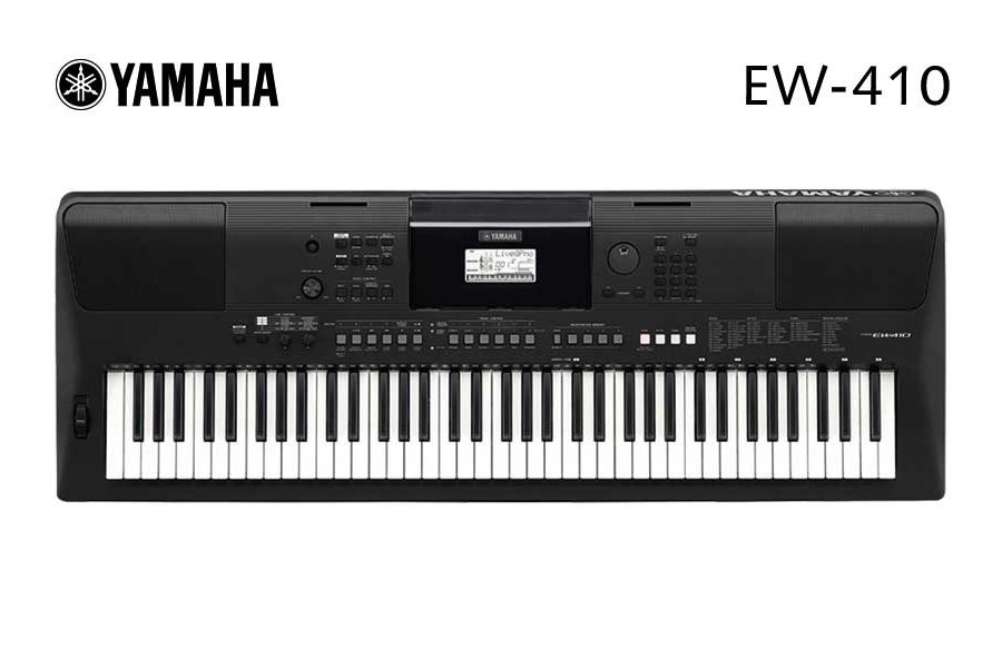 Yamaha Keyboard EW410
