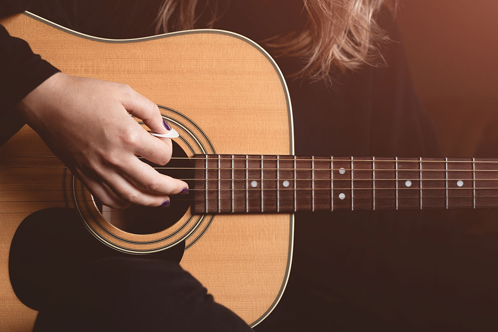 Fingerpicking Styles Lessons